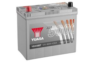 YUASA YBX5057 Silver 48Ah 430A 60eur